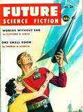 Future Science Fiction (1952-1960 Columbia Publications) Pulp 31