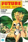 Future Science Fiction (1952-1960 Columbia Publications) Pulp 34