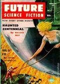 Future Science Fiction (1952-1960 Columbia Publications) Pulp 35