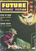 Future Science Fiction (1952-1960 Columbia Publications) Pulp 37