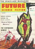 Future Science Fiction (1952-1960 Columbia Publications) Pulp 38