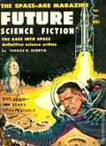 Future Science Fiction (1952-1960 Columbia Publications) Pulp 40