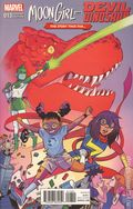 Moon Girl and Devil Dinosaur (2015) 13F