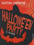 Halloween Party HC (2008 Harper) Agatha Christie Adventures 1-1ST