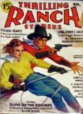 Thrilling Ranch Stories (1933-1953 Standard) Pulp Vol. 12 #3