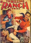 Thrilling Ranch Stories (1933-1953 Standard) Pulp Vol. 24 #3