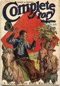 Complete Story Magazine (1924-1926 Street and Smith) Pulp Vol. 3 #5
