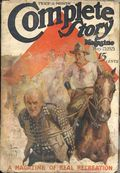 Complete Story Magazine (1924-1926 Street and Smith) Pulp Vol. 4 #1