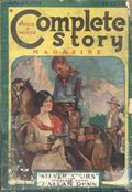 Complete Story Magazine (1924-1926 Street and Smith) Pulp Vol. 9 #1