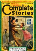 Complete Stories (1926-1931 Street & Smith) Pulp 1st Series Vol. 9 #6