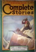 Complete Stories (1926-1931 Street & Smith) Pulp 1st Series Vol. 10 #2