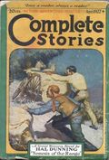 Complete Stories (1926-1931 Street & Smith) Pulp 1st Series Vol. 10 #3