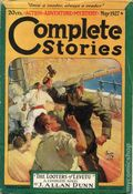 Complete Stories (1926-1931 Street & Smith) Pulp 1st Series Vol. 10 #4