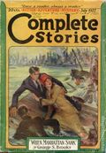 Complete Stories (1926-1931 Street & Smith) Pulp 1st Series Vol. 10 #6