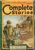Complete Stories (1926-1931 Street & Smith) Pulp 1st Series Vol. 11 #1