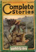 Complete Stories (1926-1931 Street & Smith) Pulp 1st Series Vol. 11 #2
