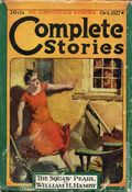 Complete Stories (1926-1931 Street & Smith) Pulp 1st Series Vol. 11 #3