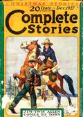 Complete Stories (1926-1931 Street & Smith) Pulp 1st Series Vol. 11 #5