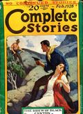 Complete Stories (1926-1931 Street & Smith) Pulp 1st Series Vol. 12 #1