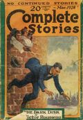 Complete Stories (1926-1931 Street & Smith) Pulp 1st Series Vol. 12 #2