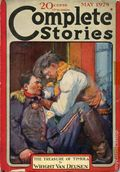 Complete Stories (1926-1931 Street & Smith) Pulp 1st Series Vol. 12 #4