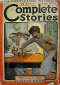Complete Stories (1926-1931 Street & Smith) Pulp 1st Series Vol. 12 #6