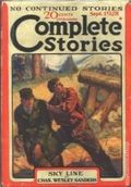 Complete Stories (1926-1931 Street & Smith) Pulp 1st Series Vol. 13 #2
