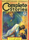 Complete Stories (1926-1931 Street & Smith) Pulp 1st Series Vol. 14 #2