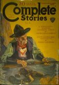 Complete Stories (1926-1931 Street & Smith) Pulp 1st Series Vol. 15 #4
