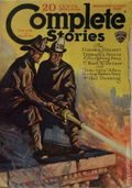Complete Stories (1926-1931 Street & Smith) Pulp 1st Series Vol. 15 #6