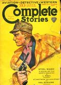 Complete Stories (1926-1931 Street & Smith) Pulp 1st Series Vol. 16 #5