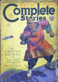 Complete Stories (1926-1931 Street & Smith) Pulp 1st Series Vol. 17 #1