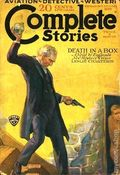Complete Stories (1926-1931 Street & Smith) Pulp 1st Series Vol. 17 #4