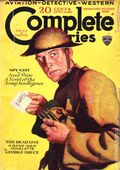 Complete Stories (1926-1931 Street & Smith) Pulp 1st Series Vol. 18 #2