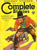 Complete Stories (1926-1931 Street & Smith) Pulp 1st Series Vol. 18 #3