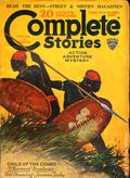 Complete Stories (1926-1931 Street & Smith) Pulp 1st Series Vol. 19 #1