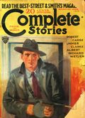 Complete Stories (1926-1931 Street & Smith) Pulp 1st Series Vol. 22 #2