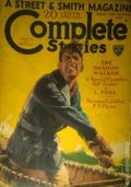 Complete Stories (1926-1931 Street & Smith) Pulp 1st Series Vol. 22 #5
