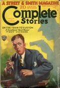 Complete Stories (1926-1931 Street & Smith) Pulp 1st Series Vol. 23 #1