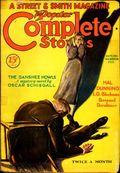 Popular Complete Stories (1931-1932 Street & Smith) Pulp Vol. 25 #4
