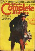 Popular Complete Stories (1931-1932 Street & Smith) Pulp Vol. 25 #6