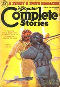 Popular Complete Stories (1931-1932 Street & Smith) Pulp Vol. 26 #3