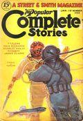 Popular Complete Stories (1931-1932 Street & Smith) Pulp Vol. 26 #3