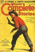 Popular Complete Stories (1931-1932 Street & Smith) Pulp Vol. 26 #6