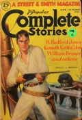 Popular Complete Stories (1931-1932 Street & Smith) Pulp Vol. 27 #1