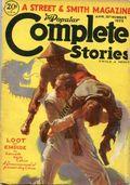 Popular Complete Stories (1931-1932 Street & Smith) Pulp Vol. 27 #4