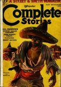 Popular Complete Stories (1931-1932 Street & Smith) Pulp Vol. 27 #6