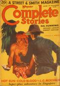 Popular Complete Stories (1931-1932 Street & Smith) Pulp Vol. 28 #1