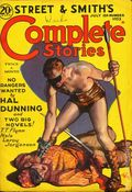 Street and Smith's Complete Stories (1932-1935 Street & Smith) Pulp 2nd Series Vol. 28 #4
