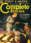 Street and Smith's Complete Stories (1932-1935 Street & Smith) Pulp 2nd Series Vol. 29 #1